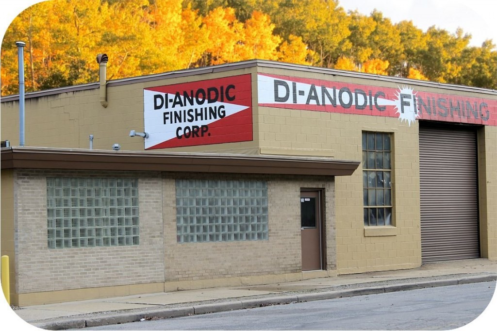 Di-Anodic Finishing